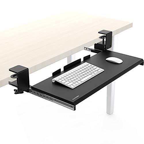 Alloyseed Under Desk Keyboard Tray