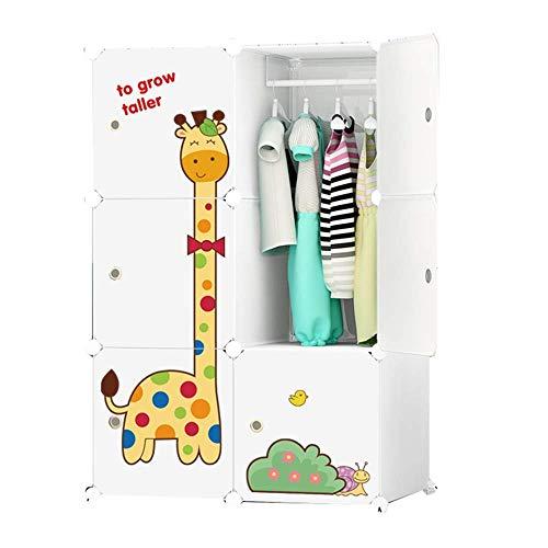 Organizer Armadio portatile modello bello per appendere i vestiti, armadio combinato, armadio...