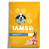 IAMS PROACTIVE HEALTH Smart Puppy Large Breed Premium Dry Dog Food (1) 30.6 Pound Bag, Model:10171672