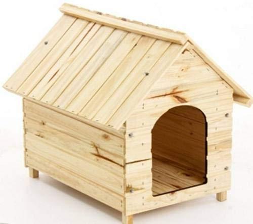 Casa Casinha Cachorro E Gato Madeira N. 05