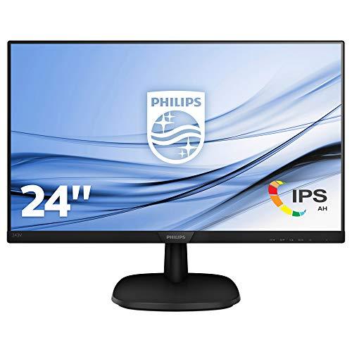 Philips 243V7QDAB/00 60 cm (23,8 Zoll) Monitor (VGA,...