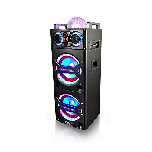 Portable Bluetooth PA Speaker System - 2000W...