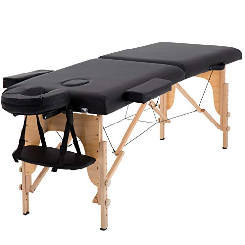 Massage Table Massage Bed Spa Bed 84 Inches Long...