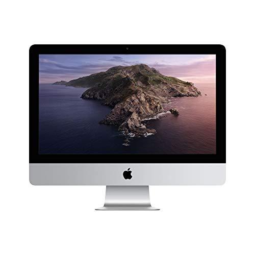 最新モデル Apple iMac (21.5インチ, Retina 4Kディスプレイモデル, 3.6GHzクアッドコア第8世代Intel Core ...