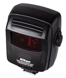 Nikon SU-800 - Sistema inalámbrico de flash macro para cámara, color negro