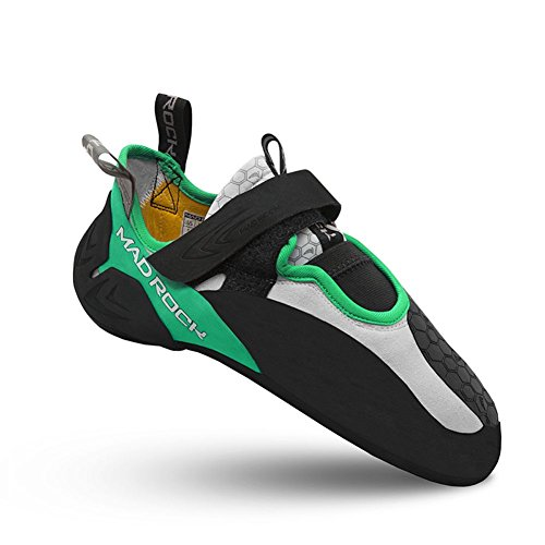 Mad Rock Drone Low Volume Climbing Shoe - Yellow/Green 8