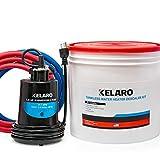 Kelaro Tankless Water Heater Flushing Kit - Just add Vinegar