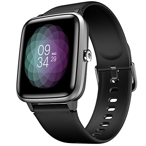 Noise ColorFit Pro 2 Full Touch Control Smart Watch with 35g Weight & Upgraded LCD Display,IP68...