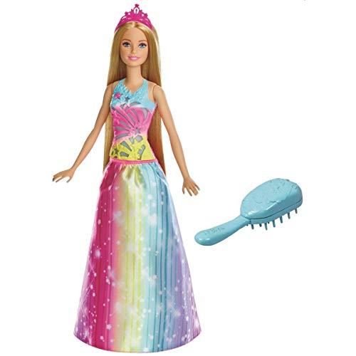 Barbie Cabelos Mágicos Mattel Loira