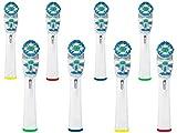 Startpro Lot de 20brossettes de rechange pour brosse à dents électrique,...