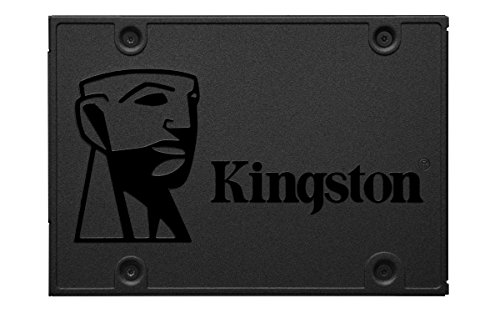 Kingston A400 SSD SA400S37/480G Unità a Stato Solido Interne 2.5' SATA, 480 GB