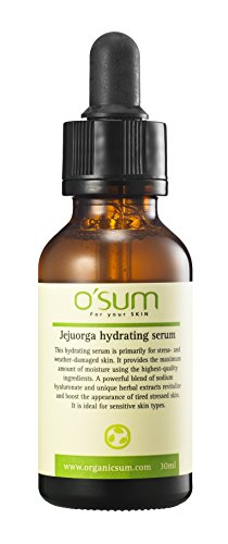 O'Sum Korean Organic Hyaluronic Acid Serum for Face