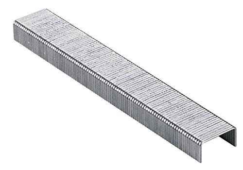 Bosch 2609255819 - Graffette filo fine tipo 53, larghezza 11,4 mm, spessore 0,74 mm, lunghezza 6 mm,...
