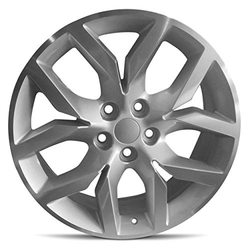 Road Ready Car Wheel for 2014-2019 Chevrolet Impala 19 inch Aluminum Alloy Rim Fits R19 Tire - Exact OEM Replacement