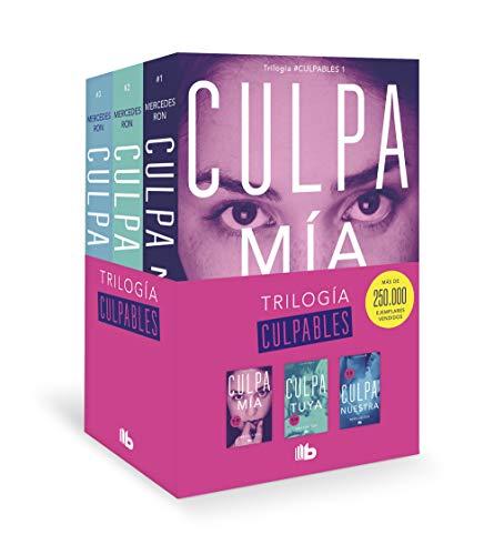 Trilogía Culpables (pack con: Culpa mía | Culpa tuya | Culpa nuestra): 603016 (Ficción)