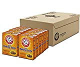 Arm and Hammer Baking Soda, 12 Boxes of 1 lb each, (12 lb Total)