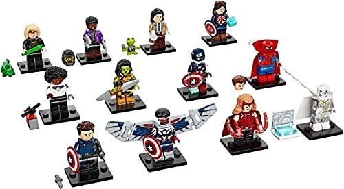LEGO Marvel Serie 1 Komplettes Set mit 12 Minifiguren 71031 (verpackt)