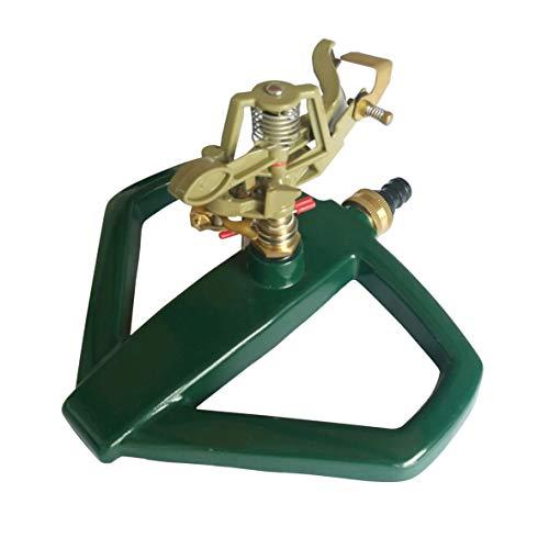 Xclou Sprinkleranlage mit Schlittenbasis, Grün