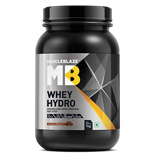 MuscleBlaze Whey Hydro Whey Protein Isolate