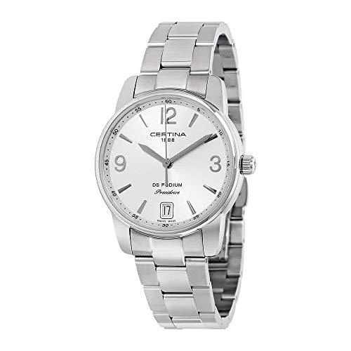 CERTINA DS Podium Damen-Armbanduhr 33MM Quarz C034.210.11.037.00