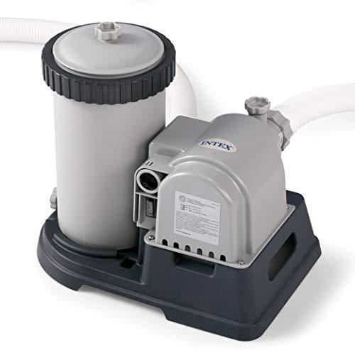 Intex 28633EG Krystal Clear Cartridge Filter Pump Review 1