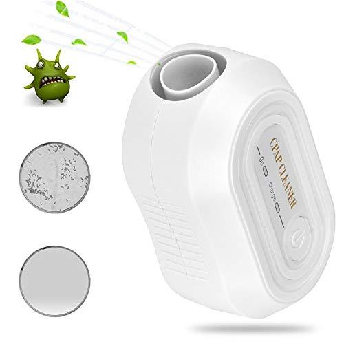 Universal Mini CPAP Cleaner Disinfector Respirator Machine,Health Breathing IPX1 Portable Ventilator Treasure CPAP Ozone Cleaner