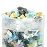 ROKDUK Bean Bag Filler 3 lbs Shredded Memory Foam Filling Refill for Bing Bag Chair Stuffing Pillow Dog Beds Cushions Stuffed Animals and Arts Crafts Odorless, Added Gel Particles, Multi-Color