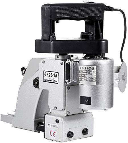 Cucitrice elettrica portatile per sacchi Sacco Borsa pi vicino GK26-1ASacco macchina da cucire,...
