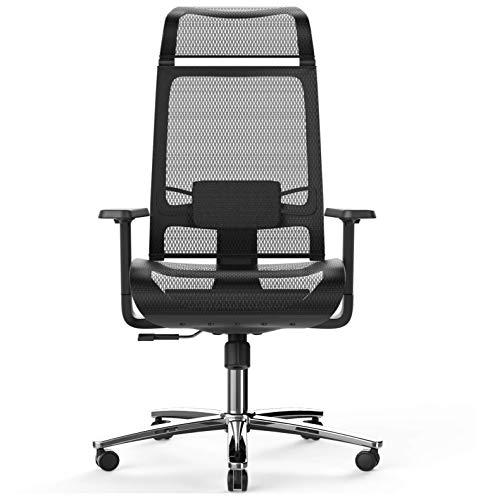 Bilkoh Mesh Office Chair Ergonomic Office Chair...