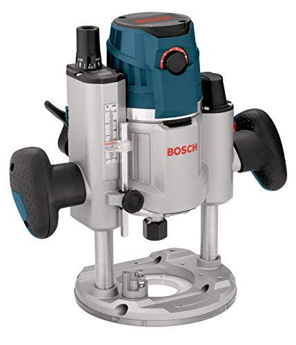 Bosch MRP23EVS 120-V 2.3 HP Rounter con Base Estriada