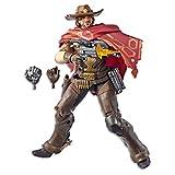 Hasbro Overwatch Ultimates Series McCREE 6' Collectible Action Figure