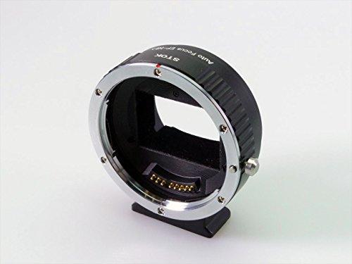 STOK キヤノンEFレンズ-NEXマウントアダプター(電子接点付、絞り制御・オートフォーカス対応)AF-EF-NEX 【α7対応】※2014年11月発売モデル