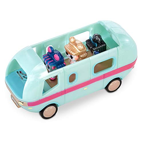 Image 8 - L.O.L. Surprise, Tiny Toys - Coffret 5 Surprises dont 1 tiny 1,5cm, Accessoires, pièce de Glamper, Fonction Eau Surprise, Modèles Aléatoires à Collectionner, Jouet pour Enfants dès 3 Ans, LLUB5
