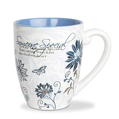Pavilion Mark My Words Someone Special Mug, 20-Ounce, 4-3/4-Inch