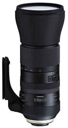 Tamron T80177 - Objetivo SP 150-600 mm F/5-6.3 Di VC USD G2 para Nikon, negro