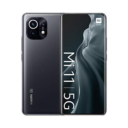 Xiaomi Mi 11 5G - Smartphone 8GB + 128GB, 6.81' WQHD+ AMOLED...