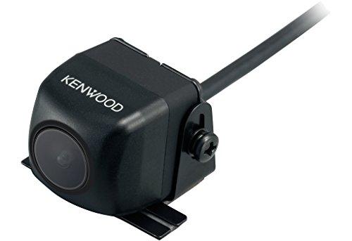 Kenwood CMOS-130 - Telecamera per retromarcia, con tecnologia CMOS, colore: Nero