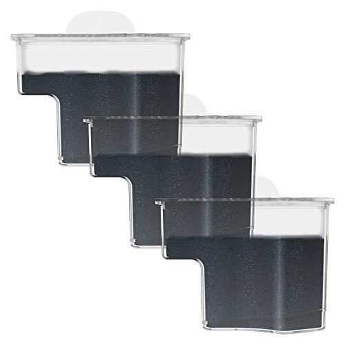Kalkschutzkartusche - SMART - 3er Set, 3 Stücke Pack, Korrosionsschutz, Kalkschutz, Salzschutz, Passend für die Laurastar SMART U / M / I