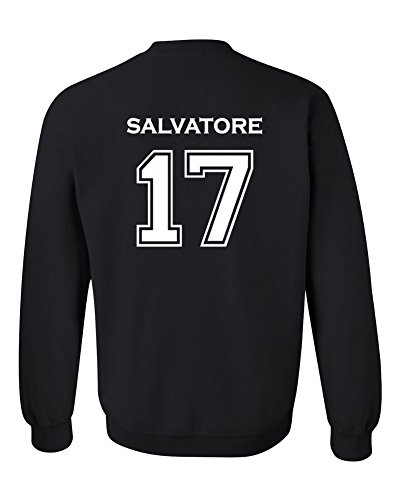 The Creating Studio Adult Salvatore 17 2-Sided Crew Neck Pullover