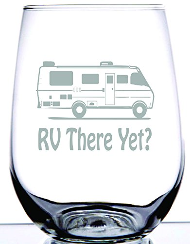 IE Laserware RV there yet? Laser Etched Engraved Wine Glass,...