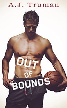 Out of Bounds (Browerton University Book 7) by [A.J. Truman]