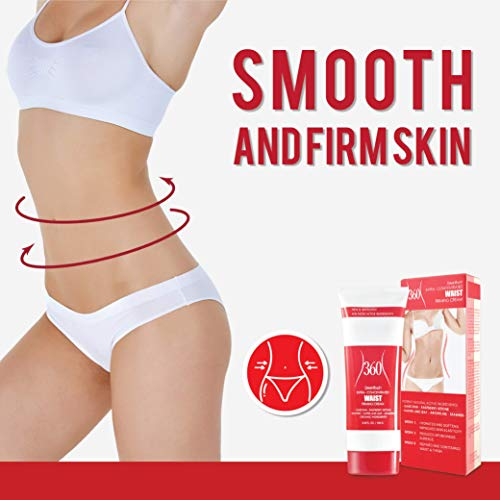 Anti Cellulite Cream by Greentouch 360 For Arms, Legs, Waist And Abdomen | Organic Natural Cellulite Reduction, Skin Toning, Slimming, Thermogenic Cream | Set of 3, 3.40 Oz 6