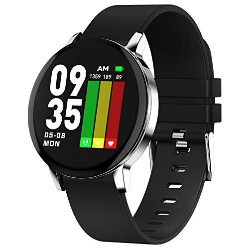 Acko Smart Watch Activity Fitness Tracker (Black)