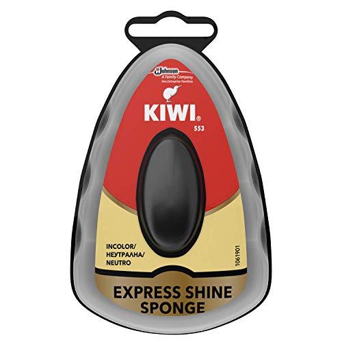 Kiwi - Esponja autoabrillantadora neutra para limpieza de...