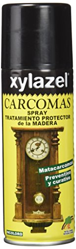 Xylazel 1010122 Tratamiento Carcomas Spray, 200 ml