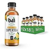 Bai Iced Tea, Tanzania Lemon, Antioxidant Infused Supertea, Crafted with Real Tea (Black Tea, White...