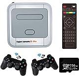 Amrita Console de Jeu vidéo Super Console X Console de Jeu rétro avec 256...