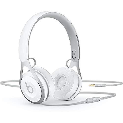 Beats EP Cuffie con filo  Senza batteria per ascoltare musica non stop, controlli e microfono integrati  Bianco