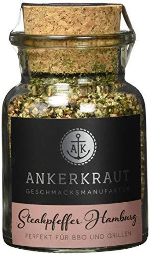 Ankerkraut Steakpfeffer Hamburg, 80g im Korkenglas