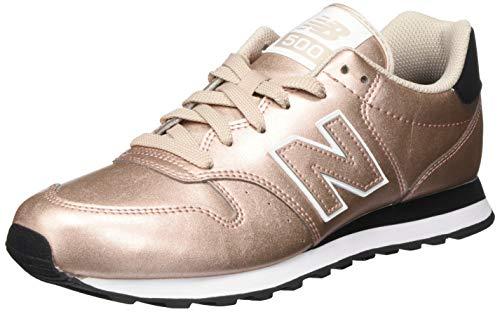 New Balance 411', Zapatillas para Mujer, Champaign Metálico, 37 EU